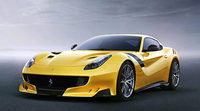 El Ferrari F12 Tour de France nos invita a recorrer su motor