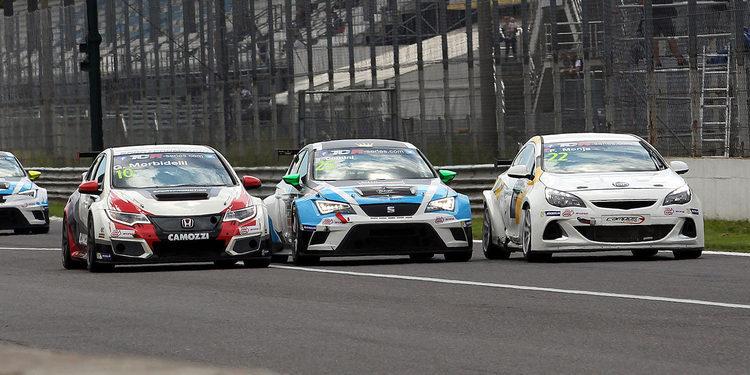 Las TCR Series organizarán un Trofeo Europeo en 2016