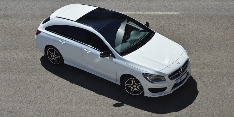 Prueba - Mercedes-Benz CLA Shooting Brake CDI 220 (I)