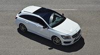 Prueba - Mercedes-Benz CLA Shooting Brake CDI 220 (I)