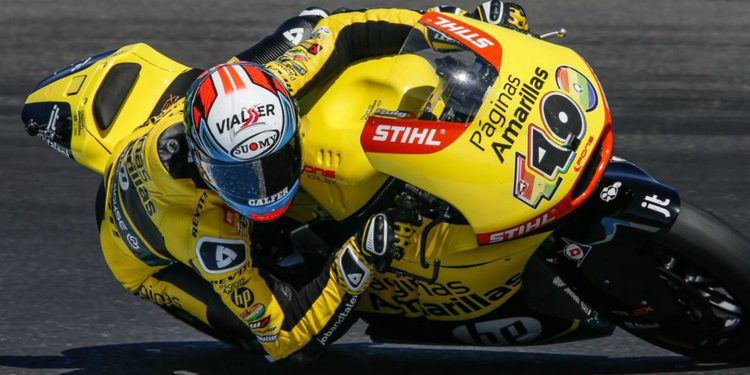 Victoria para el no tan rookie Alex Rins