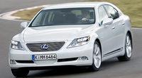 10 años de Lexus Hybrid: 2007 - Lexus LS 600h