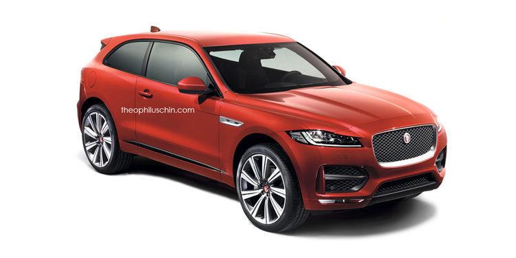 ¿Se hará realidad el Jaguar F-Pace Coupé?