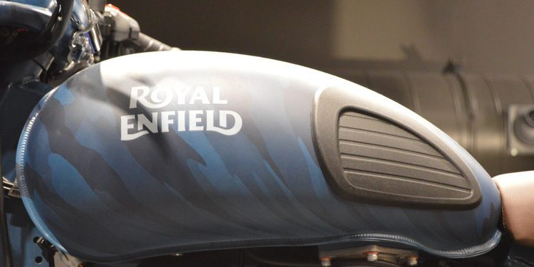 Serie limitada Royal Enfield Limited Edition Despatch