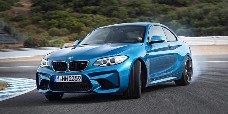 Arranca la fabricación del excitante BMW M2