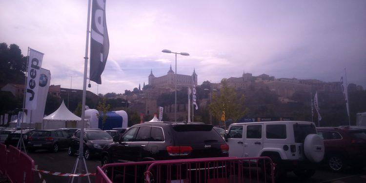 Feria del automóvil nuevo y usado de Toledo 2015