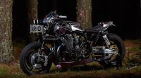 Nueva Yamaha Yard Built XJR1300 Big Bad Wolf de El Solitario