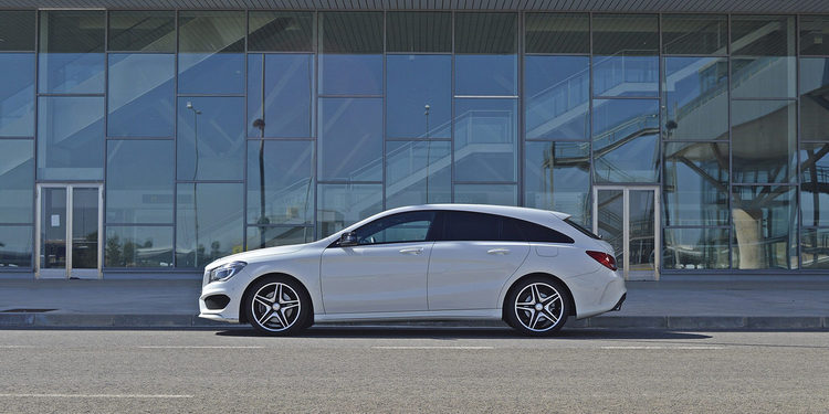 Prueba - Mercedes-Benz CLA Shooting Brake CDI 220 (III)