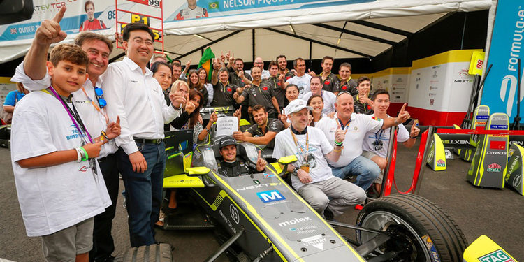Doble desafío para Campos Racing en la Fórmula E
