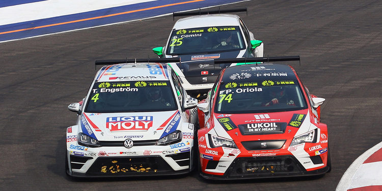 Buriram se viste de largo para las TCR Series