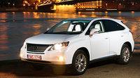 10 años de Lexus Hybrid: 2010 Lexus RX 450h