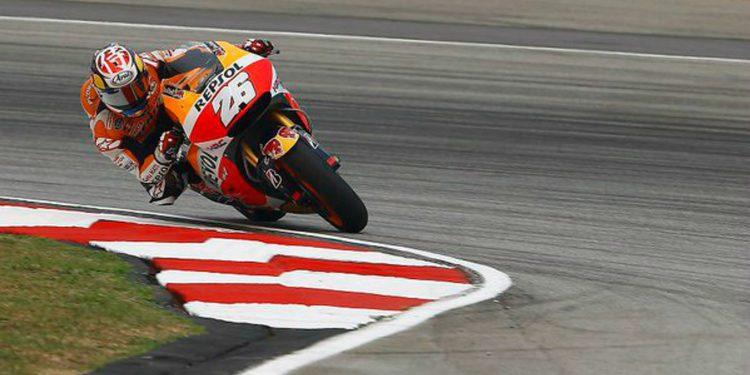 Pole position en Sepang para Dani Pedrosa