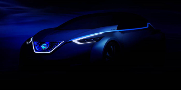Nissan presenta un teaser para el Tokyo Motor Show
