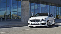 Prueba - Mercedes-Benz CLA Shooting Brake CDI 220 (II)