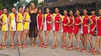 Paddock Girls del GP de Malasia 2015 de MotoGP