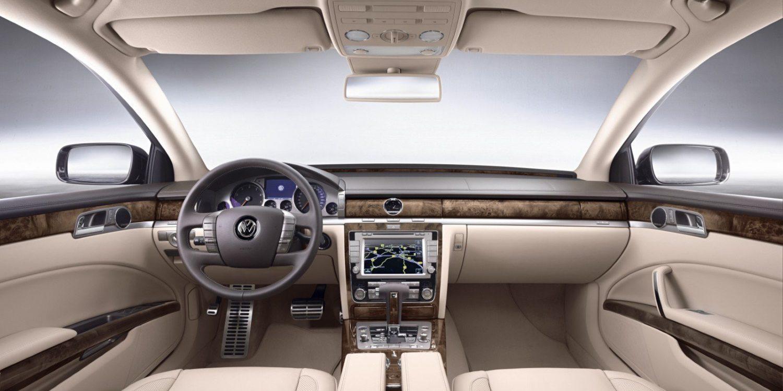 Así podría ser el nuevo Volkswagen Phaeton