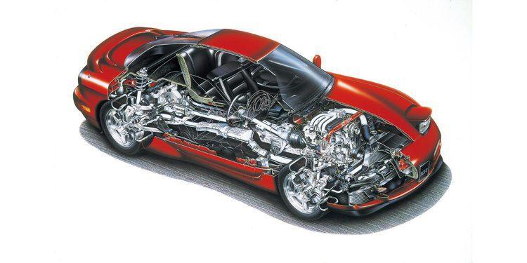 Mazda confirma motor rotativo para el concept SKYACTIV-R