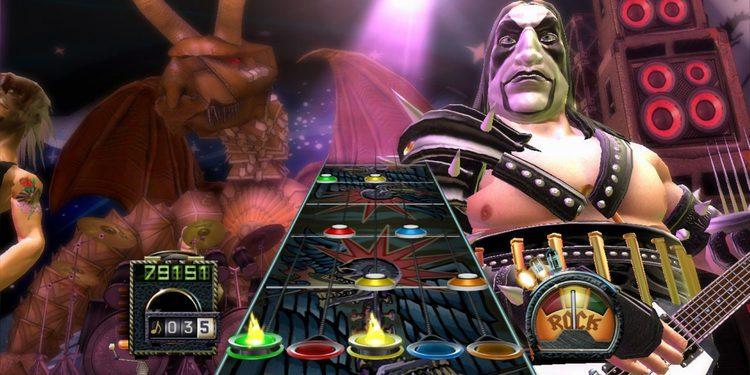 Gamer apuesta su Nissan Silvia al Guitar Hero 3