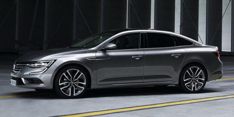Filtrados todos los precios del Renault Talisman en Francia