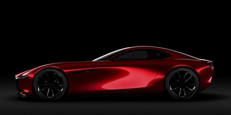 Mazda desvela el RX-VISION, adelantando el futuro RX-7