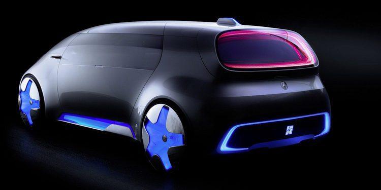 Mercedes-Benz Vision Tokyo concept desvelado