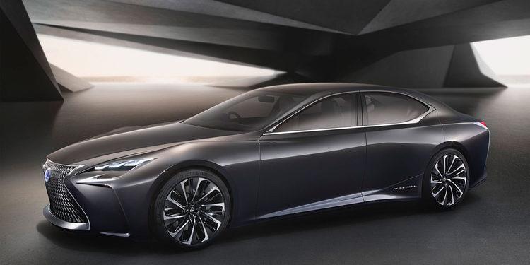 Lexus presenta el LF-FC Concept