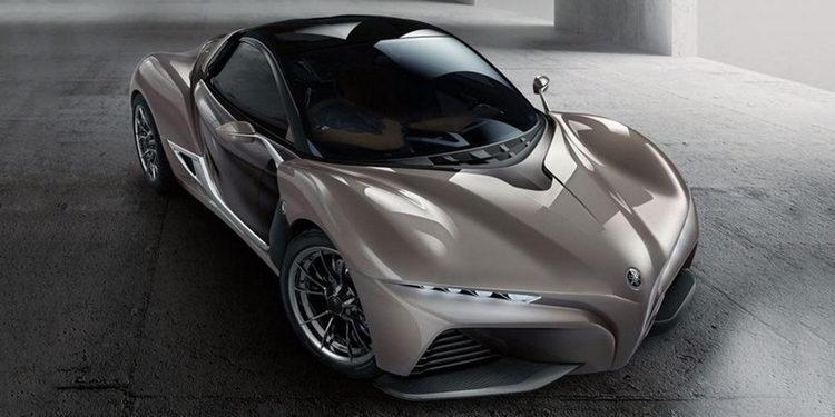 Yamaha Sports Ride Concept, 750 Kg de diversión