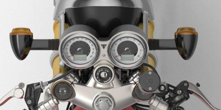 Nueva Triumph Thruxton 2016, la café racer clásica