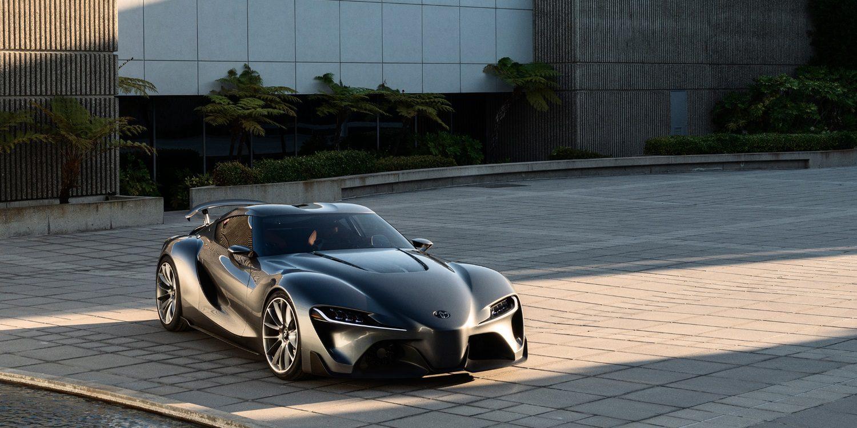 Nuevo concept Toyota en 2016 adelanto del Supra