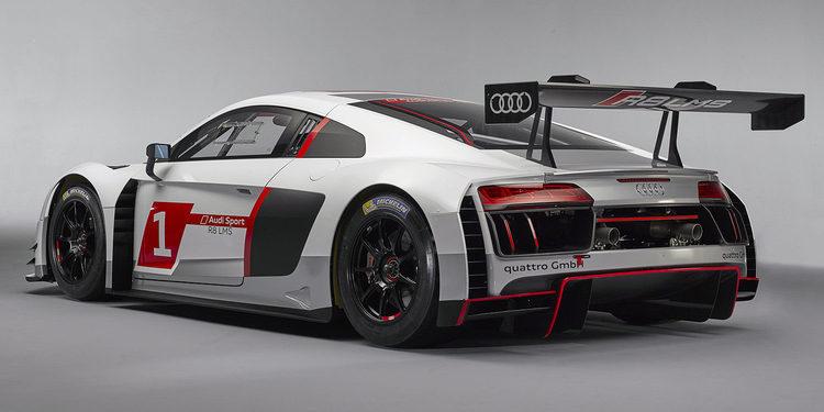 El nuevo Audi R8 LMS ya está disponible
