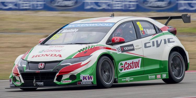 Tiago Monteiro con ganas de competir en Tailandia