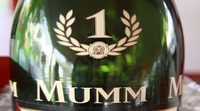 Mumm será el suministrador oficial de champagne