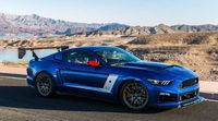 Ford Mustang V8 turbo de 850 caballos by Roush