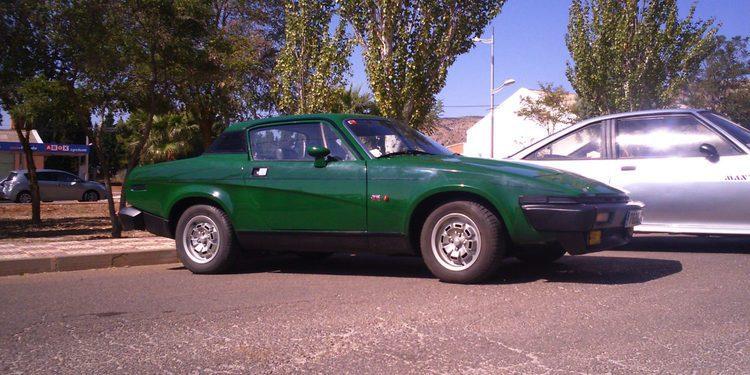Los datos del clásico británico Triumph TR7 (1975-1981)