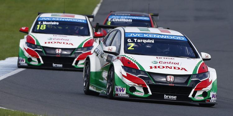 Honda llega a Buriram con el podio como objetivo