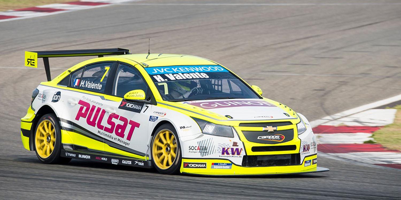 Campos Racing con tres coches en Tailandia