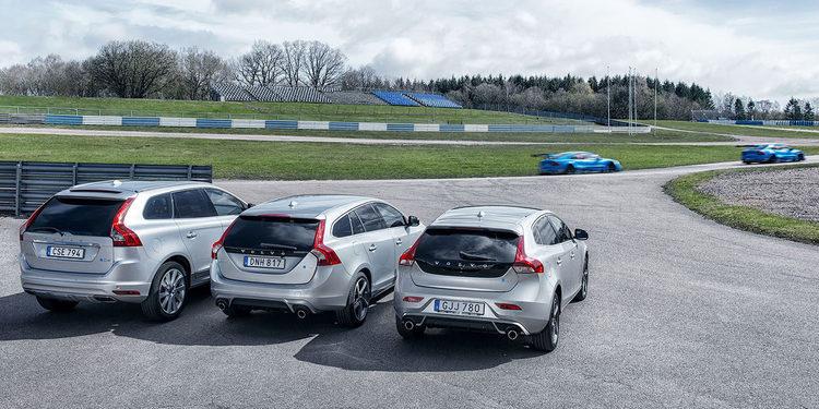 Polestar optimiza los motores Volvo T5 y D4