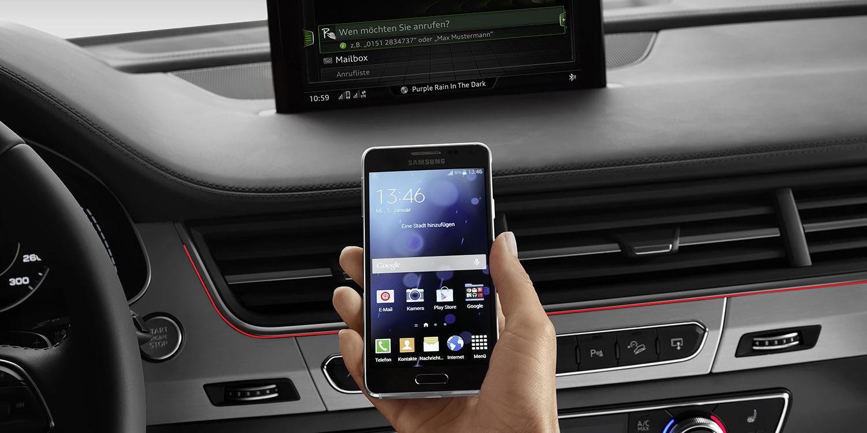 Audi mejora sus servicios Audi connect
