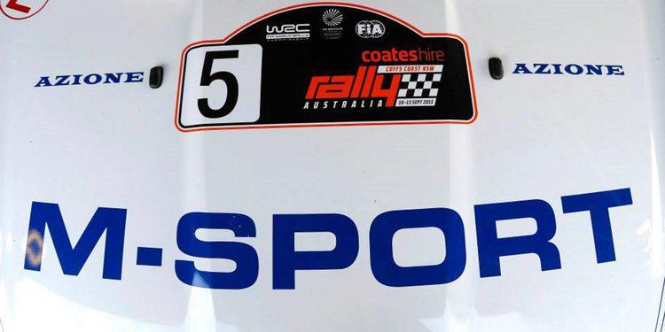 El Fiesta R5 Plus, listo para Monte Carlo