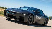 BMW trabaja en un sedán propulsado por hidrógeno