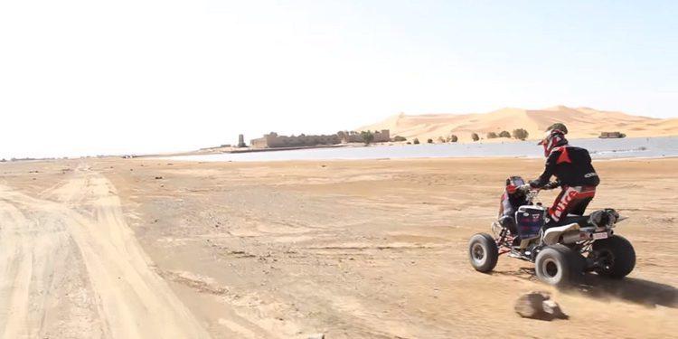 Alberto Prieto, un piloto sin límites en el Dakar