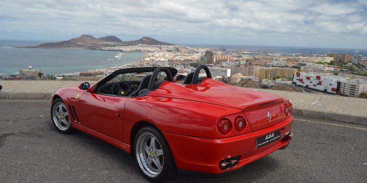 Ferrari 550 Barchetta Pininfarina Edición Limitada