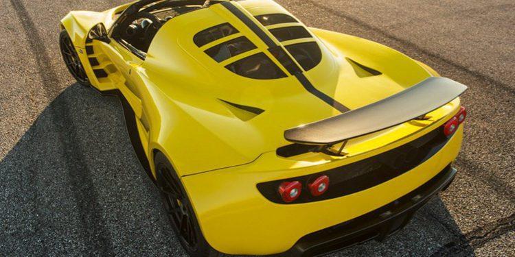 Nuevo Hennessey Venom GT 2016 con 1.451 caballos
