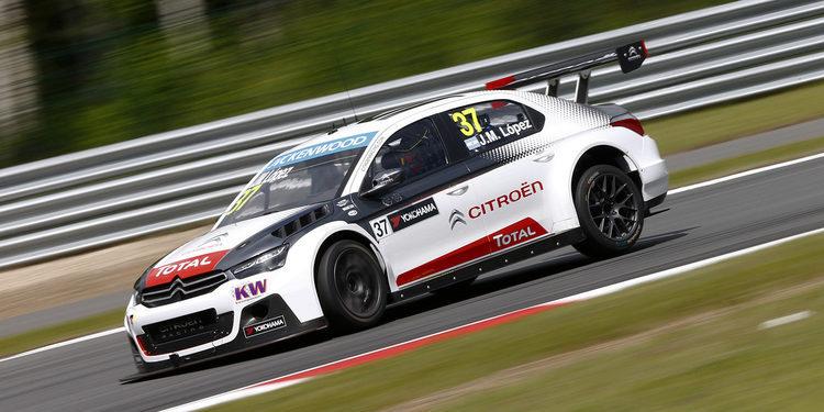 Norbert Michelisz marca el ritmo en la sesión de Testing