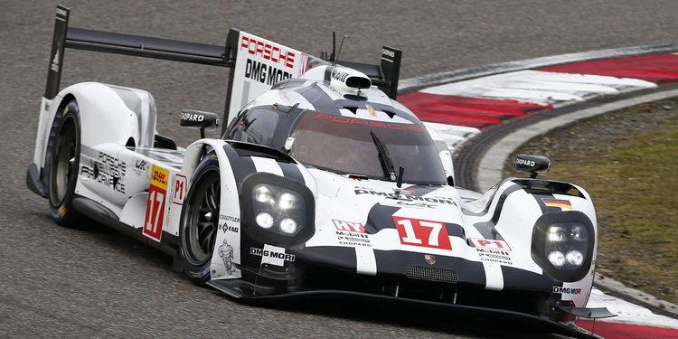 Nueva pole y doblete de Porsche en Shanghai