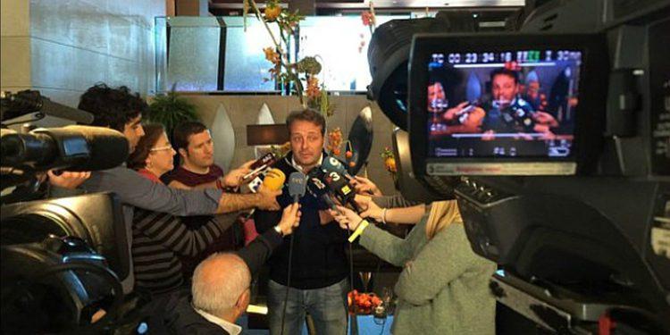 Comunicado tras la presunta agresión a Marc Márquez