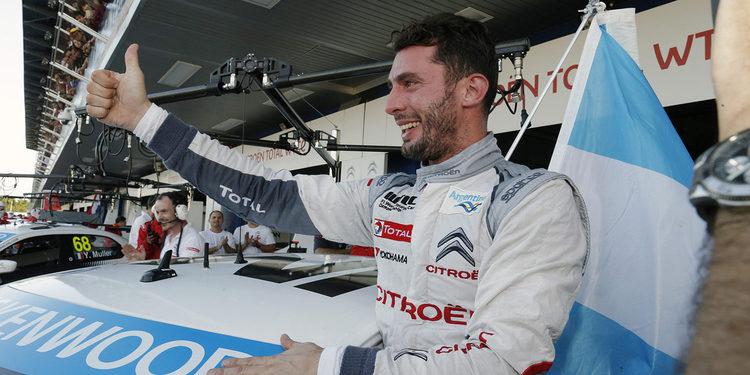 José María López gana la primera carrera en Buriram