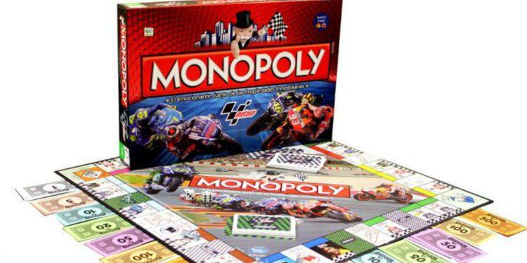 Monopoly edición especial MotoGP