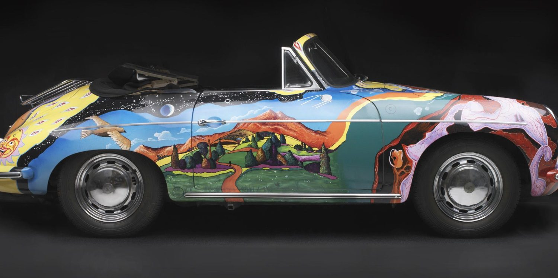 La historia del Porsche 356 C de Janis Joplin
