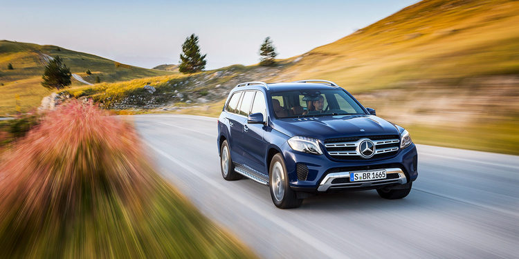 Nuevo Mercedes Benz GLS, la clase Premium de los SUV